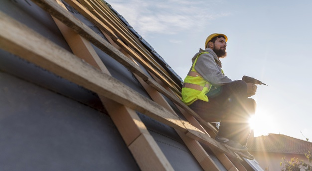 How to Build a Better Roof – Infographic